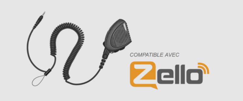 Accessoires compatibles avec Zello
