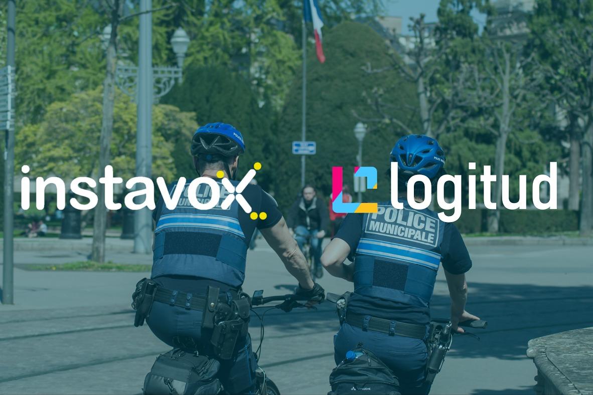 Instavox compatible ANTAI Logitud
